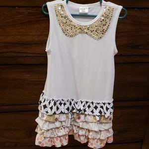 Girls Seguin dress 👗